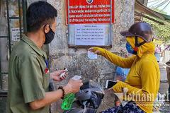 Bí thư Hà Nội: Các quận, huyện triển khai ngay việc phát phiếu đi chợ