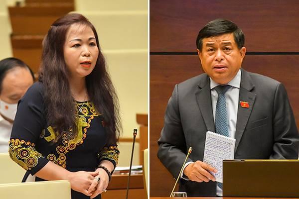 Đầu tư công: Đại biểu kêu nạn xin cho, bộ trưởng nói do theo phong trào