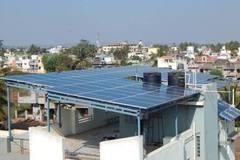 Mỗi năm tiết kiệm khoảng 153 triệu đồng nhờ sử dụng hệ thống điện năng lượng mặt trời
