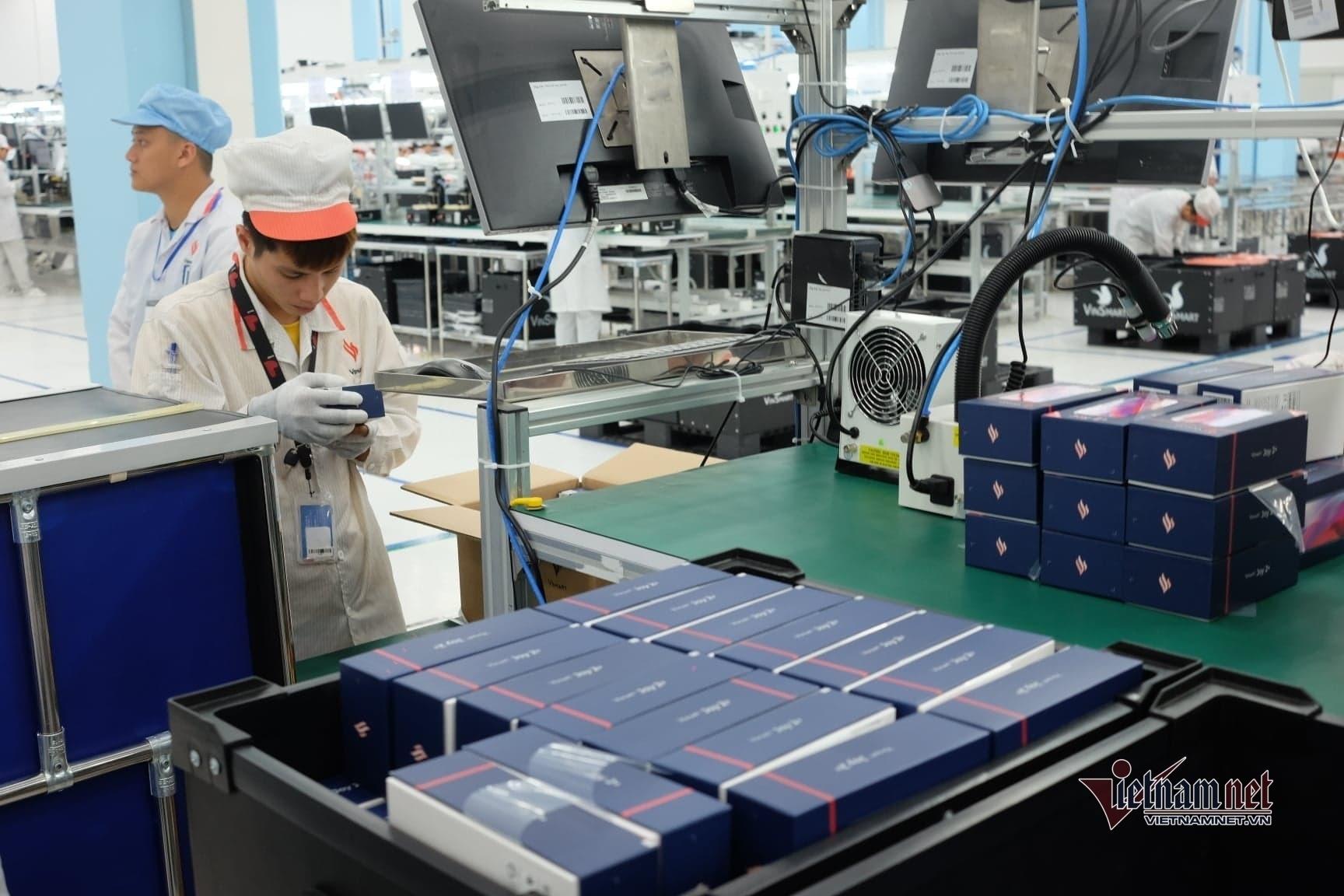 Việt Nam được Unido xếp vào nhóm 'các nước công nghiệp mới nổi'