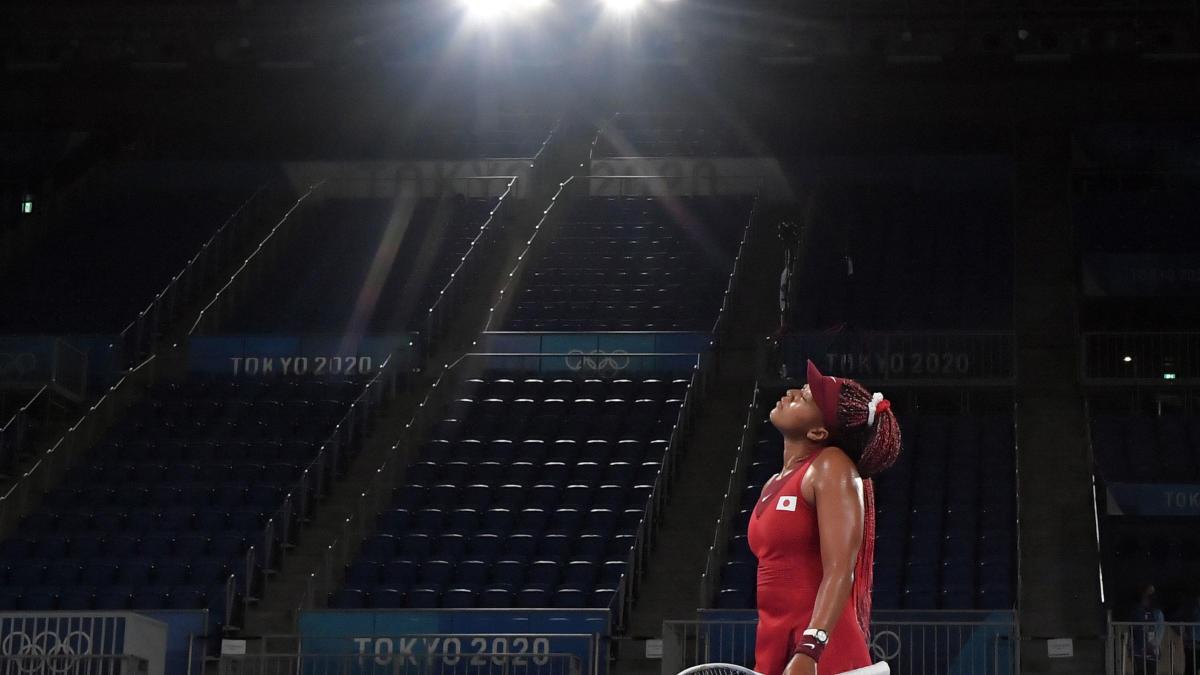 Olympic 2020: Naomi Osaka thất bại và nỗi buồn Nhật Bản