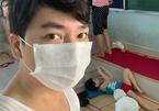 Diễn viên Minh Đức cùng vợ và 2 con nhiễm Covid-19