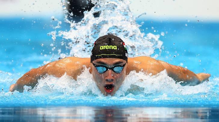 Kỷ lục của huyền thoạiMichael Phelps bị phá vỡ ở Olympic Tokyo - bơi