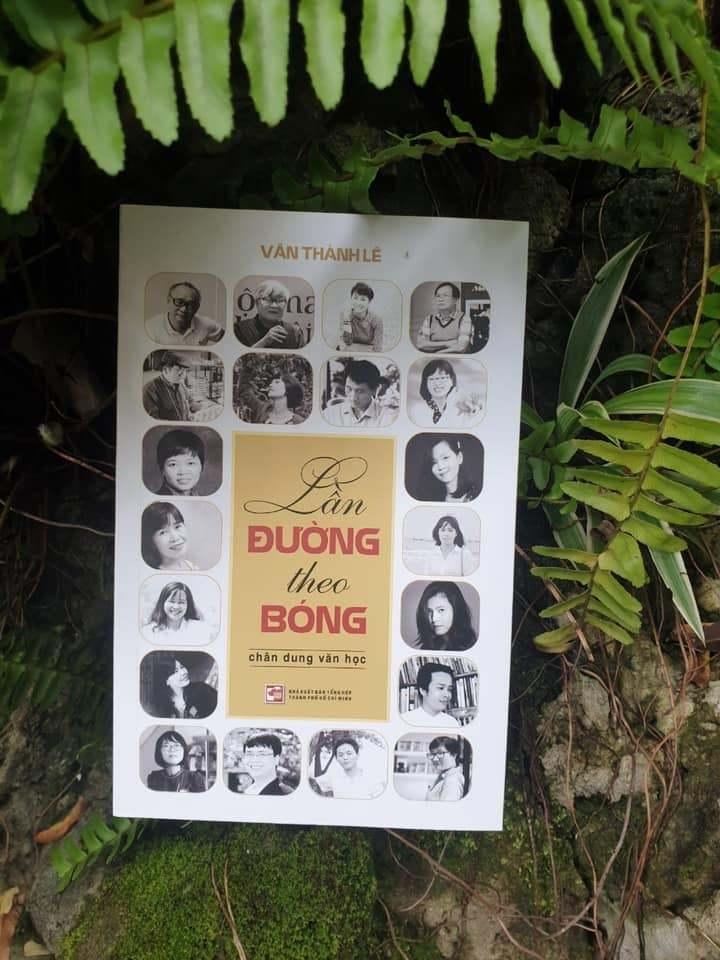 20 chân dung văn học được tác giả Văn Thành Lê khắc hoạ