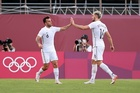 Link xem trực tiếp bóng đá nam Olympic Romania vs New Zealand