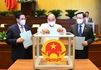 Phê chuẩn, bổ nhiệm bốn Thẩm phán Tòa án nhân dân tối cao