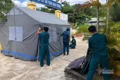 Phú Yên thêm 3 ca dương tính nCoV, thành lập 26 cơ sở cách ly y tế cộng đồng
