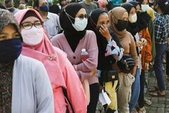 Indonesia dẫn đầu về số ca tử vong mới, Thái Lan lại chạm đỉnh