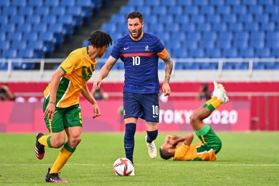 Link xem trực tiếp bóng đá nam Olympic Pháp vs Nhật Bản