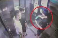 Hà Nội: Xác định thanh niên khạc nhổ, vứt khẩu trang bẩn tại Cầu Giấy