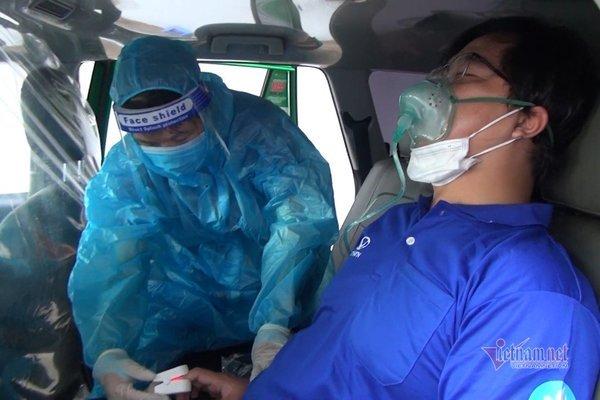 TP.HCM lắp bình oxy, kit xét nghiệm nhanh cho 200 taxi phản ứng nhanh