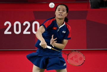 Thuy Linh sets new record for Vietnamese badminton at Olympics