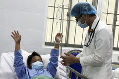 Bé trai 11 tuổi bị vỡ túi phình mạch máu não được cứu sống