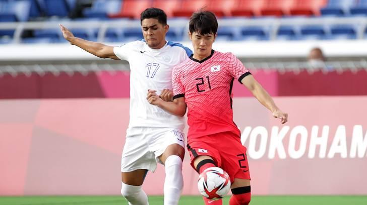 Trực tiếp Hàn Quốc vs Mexico: Tứ kết bóng đá nam Olympic