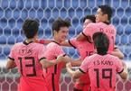 Hàn Quốc đoạt vé tứ kết nhờ 'set tennis' trước Honduras