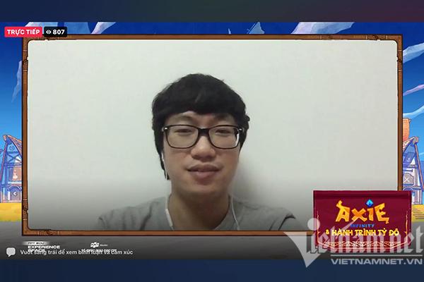 Nhà sáng lập game Việt tỷ USD tự học lập trình từ năm 8 tuổi