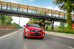Suzuki Ciaz ghi điểm tuyệt đối nhờ độ rộng rãi, tính thực dụng cao
