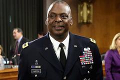 Bộ trưởng Quốc phòng Mỹ Lloyd Austin tới Việt Nam