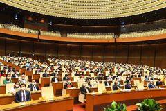 Nghị quyết kỳ họp thứ nhất, Quốc hội khóa XV