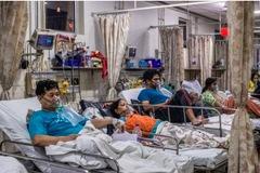 Người Ấn Độ góp tiền trả viện phí giúp bệnh nhân Covid-19