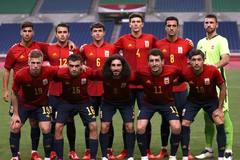 Trực tiếp Tây Ban Nha 0-0 Argentina: Ép sân tìm bàn thắng (H1)