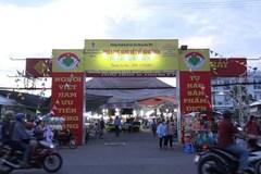 TP Ngã Bảy khai mạc phiên chợ đưa hàng Việt về nông thôn