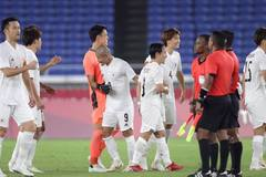 Nhấn chìm Olympic Pháp, Nhật Bản toàn thắng vòng bảng