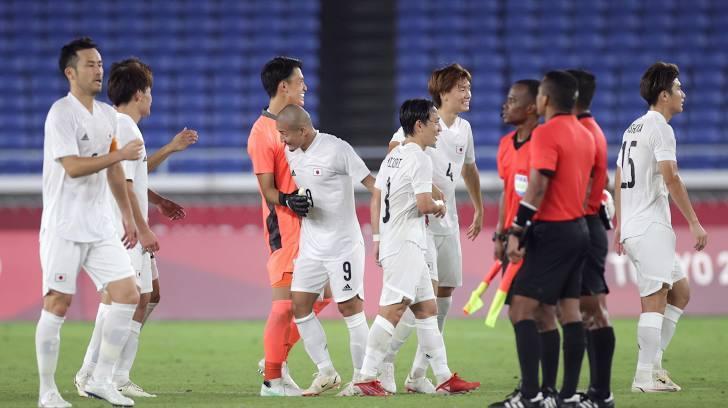 Trực tiếp Nhật Bản vs New Zealand: Tứ kết bóng đá nam Olympic