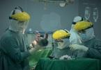 Sản phụ mắc Covid-19 sinh con thành công trong khu điều trị bệnh nhân