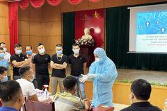 Hà Giang cử 42 cán bộ y tế hỗ trợ Thành phố Hồ Chí Minh chống dịch Covid-19