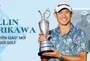Collin Morikawa, 'nhà truyền giáo' mới của thế giới golf