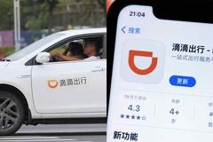 'Uber Trung Quốc' sa cơ, các đối thủ giành giật khách hàng