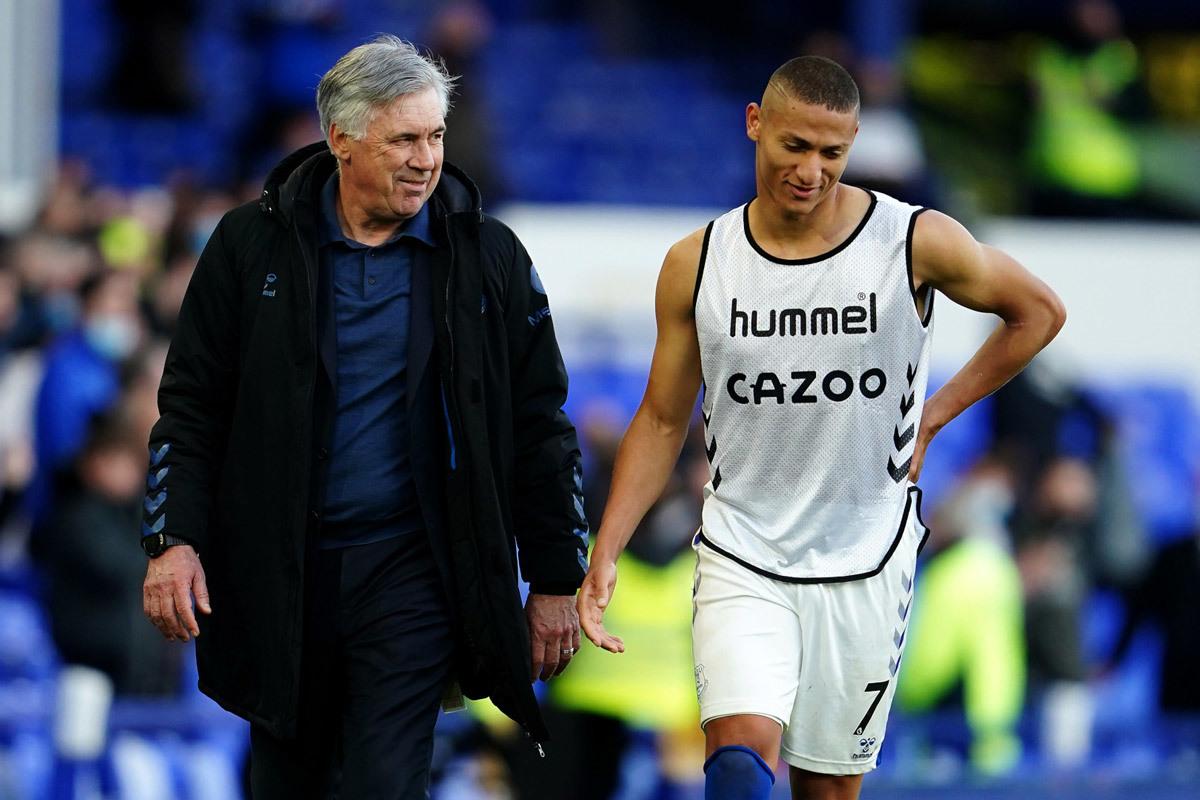Richarlison, từ Olympic đến giấc mơ Real Madrid