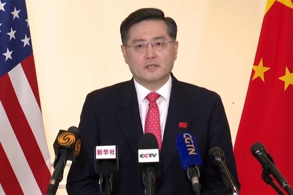 Tân Đại sứ Trung Quốc gửi thông điệp lạc quan tới Mỹ