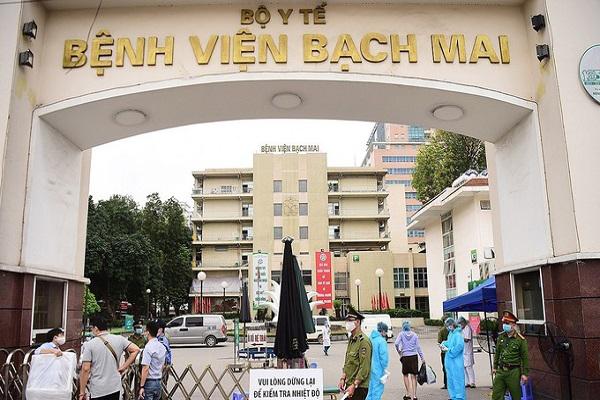 Bệnh viện Bạch Mai bắt tay MB triển khai thanh toán số
