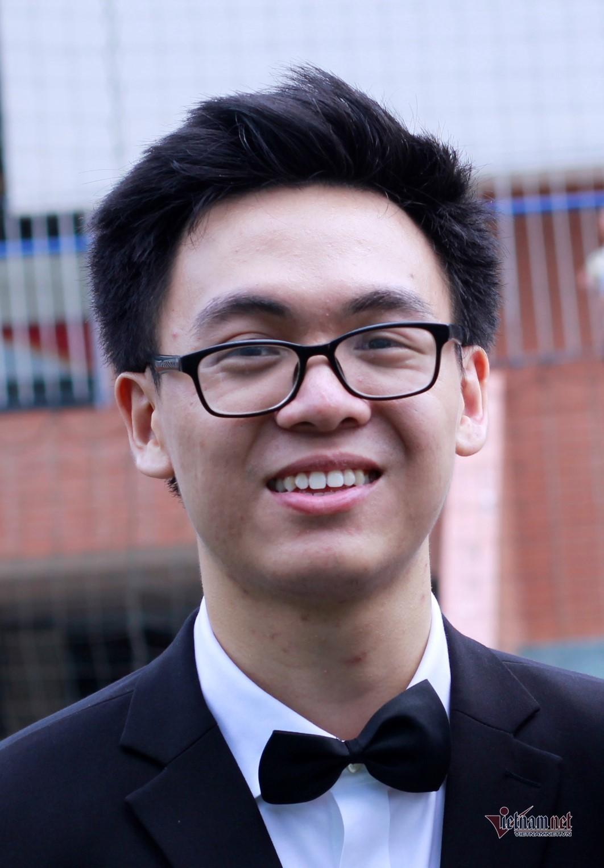 Một lớp có 4 sinh viên giành học bổng thạc sĩ châu Âu khi chưa tốt nghiệp