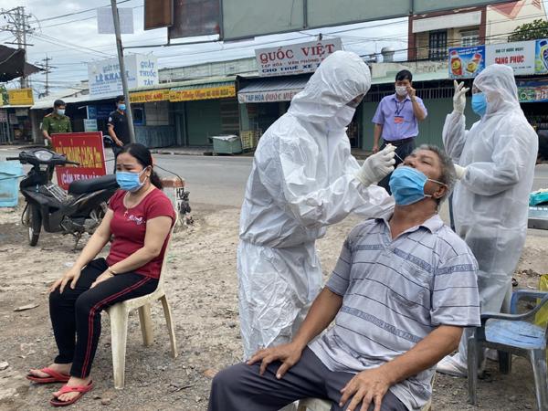 Tây Ninh siết chặt việc thực hiện giãn cách theo Chỉ thị 16