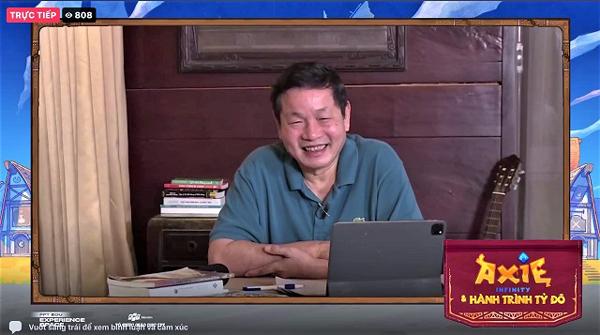Chủ tịch FPT: 'Mọi thành công lớn đều bắt nguồn từ đam mê lớn'