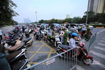 PGĐ Công an Hà Nội: Không chốt chặn đường từ quận này sang quận khác