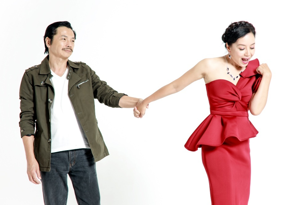 NSND Trung Anh chia sẻ về 'cảnh nóng' trên phim với NSƯT Chiều Xuân