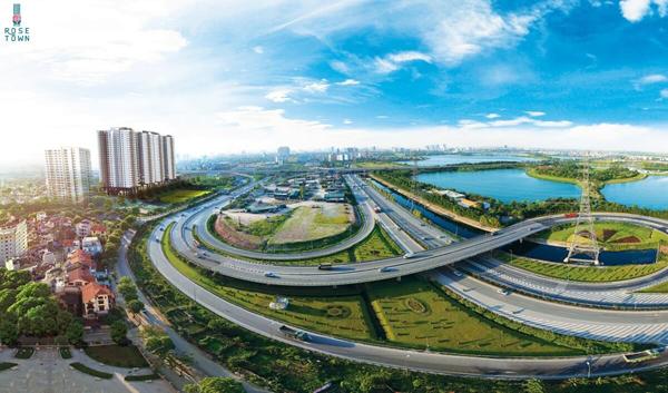 Bất động sản khu nam Hà Nội sôi động nhờ hạ tầng bứt phá
