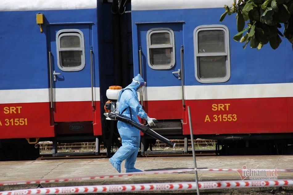384 người dân Quảng Trị đã về quê trên chuyến tàu 0 đồng