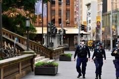 Cảnh sát Sydney nhờ quân đội giúp thực thi phong toả