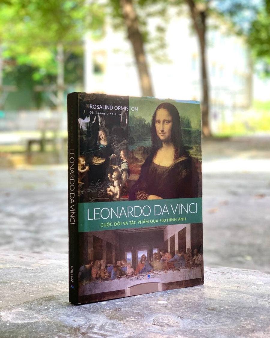 Cuộc đời và tác phẩm của Leonardo da Vinci qua 500 hình ảnh
