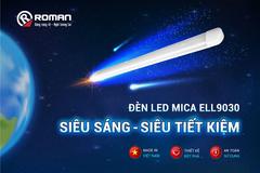 Đèn Led mica - giải pháp chiếu sáng cho không gian hiện đại
