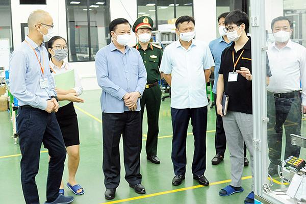 Bí thư Hà Nội: Giãn cách xã hội phải quyết liệt như mệnh lệnh thời chiến