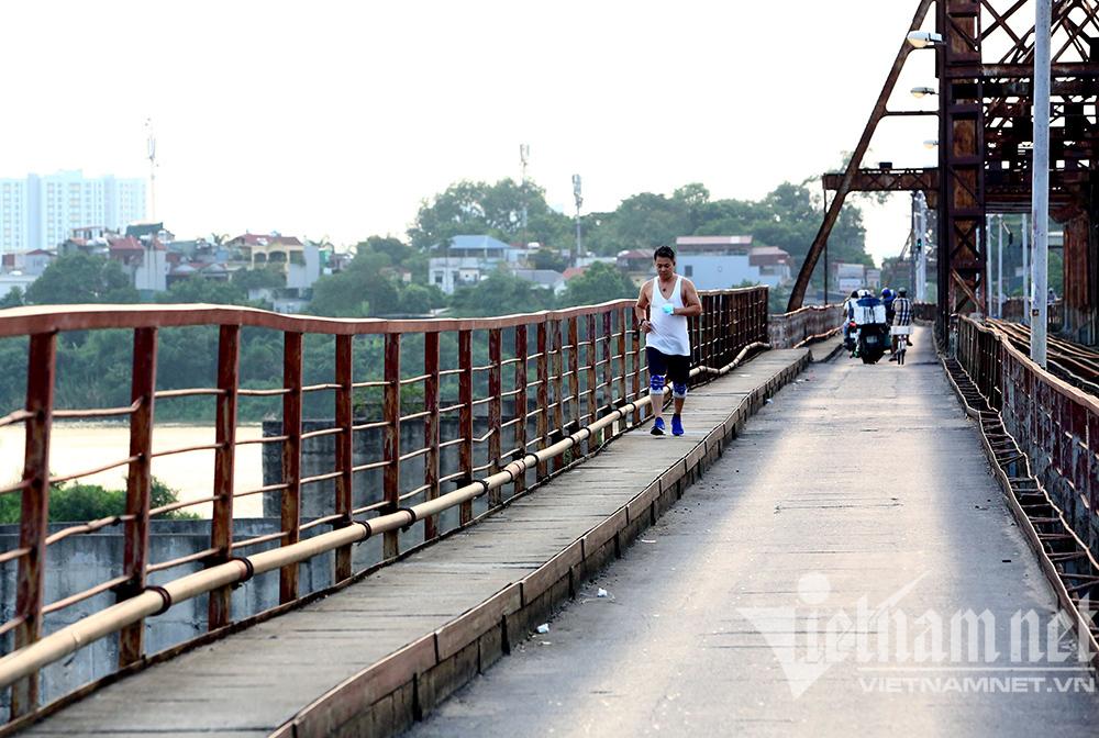 Sông hồ Hà Nội ngày giãn cách