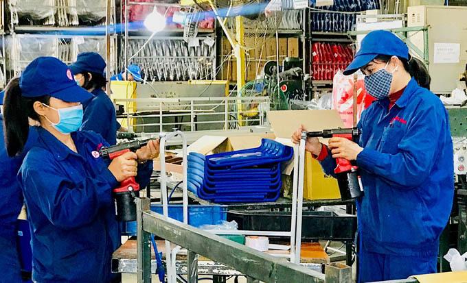 Quý I/2021, chỉ số sản xuất toàn ngành công nghiệp tăng 3,9%