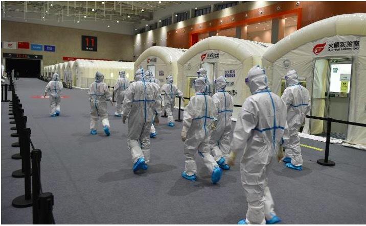Ổ dịch Covid-19 ở Nam Kinh lan rộng, Bắc Kinh xuất hiện ca bệnh mới sau 6 tháng