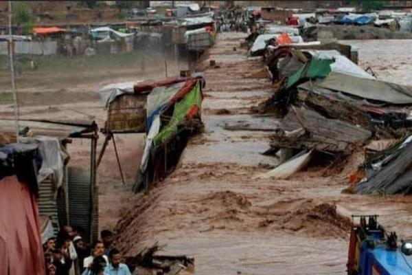 Lũ quét ở Afghanistan, ít nhất 150 người thiệt mạng